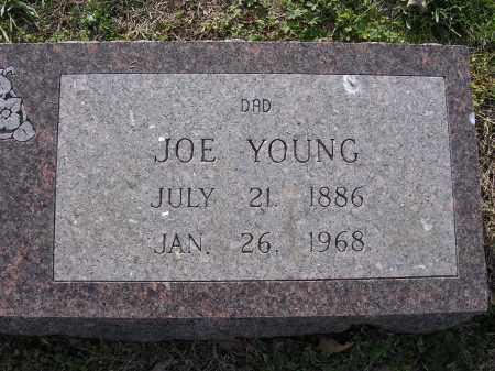 YOUNG, JOE - Cross County, Arkansas | JOE YOUNG - Arkansas Gravestone Photos