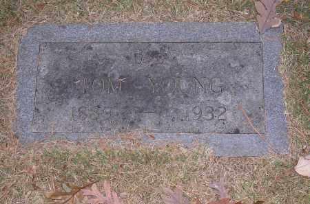 YOUNG, TOM - Cross County, Arkansas   TOM YOUNG - Arkansas Gravestone Photos