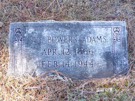 ADAMS, SUE - Dallas County, Arkansas | SUE ADAMS - Arkansas Gravestone Photos