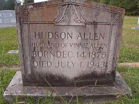 ALLEN, HUDSON - Dallas County, Arkansas | HUDSON ALLEN - Arkansas Gravestone Photos