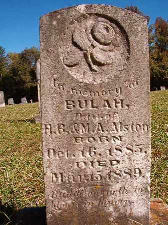 ALSTON, BULAH - Dallas County, Arkansas | BULAH ALSTON - Arkansas Gravestone Photos