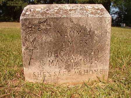AMIES, NAOMIA - Dallas County, Arkansas   NAOMIA AMIES - Arkansas Gravestone Photos