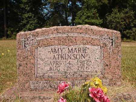 ATKINSON, AMY MARIE - Dallas County, Arkansas   AMY MARIE ATKINSON - Arkansas Gravestone Photos