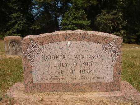 ATKINSON, BOOKER T - Dallas County, Arkansas | BOOKER T ATKINSON - Arkansas Gravestone Photos