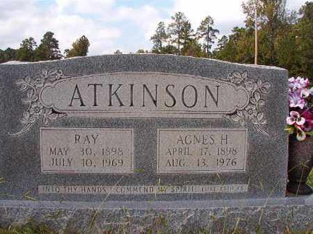 ATKINSON, AGNES H - Dallas County, Arkansas | AGNES H ATKINSON - Arkansas Gravestone Photos