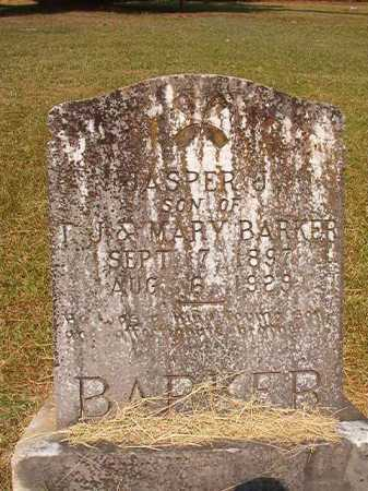 BARKER, JASPER J - Dallas County, Arkansas | JASPER J BARKER - Arkansas Gravestone Photos