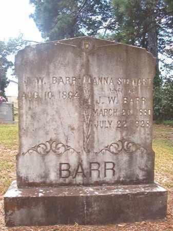 BARR, ANNA - Dallas County, Arkansas | ANNA BARR - Arkansas Gravestone Photos