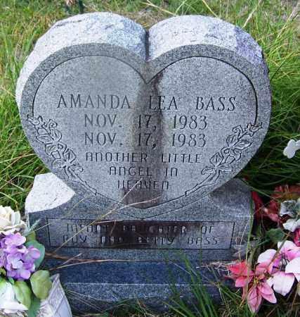 BASS, AMANDA LEA - Dallas County, Arkansas | AMANDA LEA BASS - Arkansas Gravestone Photos