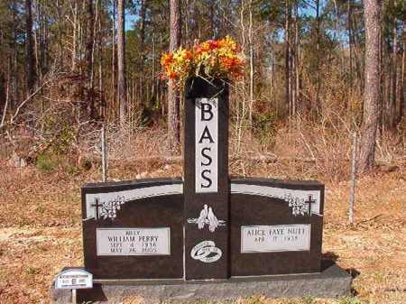 BASS, WILLIAM PERRY - Dallas County, Arkansas   WILLIAM PERRY BASS - Arkansas Gravestone Photos