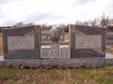 BEASLEY, WILLIAM N - Dallas County, Arkansas   WILLIAM N BEASLEY - Arkansas Gravestone Photos