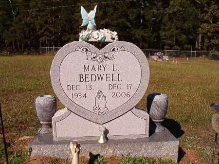 BEDWELL, MARY L - Dallas County, Arkansas   MARY L BEDWELL - Arkansas Gravestone Photos