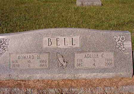 BELL, HOWARD H - Dallas County, Arkansas   HOWARD H BELL - Arkansas Gravestone Photos