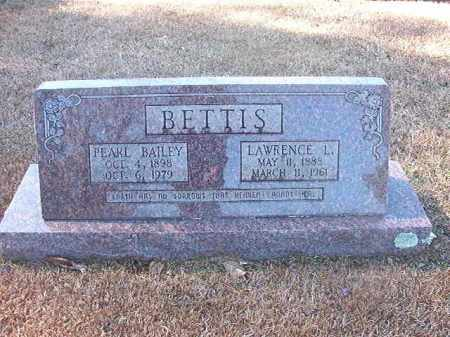 BETTIS, LAWRENCE L - Dallas County, Arkansas | LAWRENCE L BETTIS - Arkansas Gravestone Photos