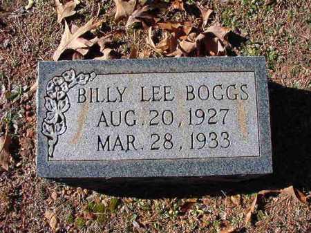 BOGGS, BILLY LEE - Dallas County, Arkansas   BILLY LEE BOGGS - Arkansas Gravestone Photos