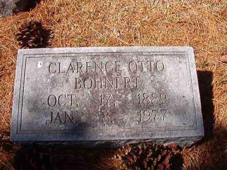 BOHNERT, CLARENCE OTTO - Dallas County, Arkansas   CLARENCE OTTO BOHNERT - Arkansas Gravestone Photos