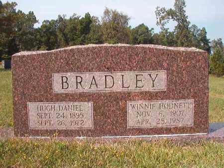 BRADLEY, WINNIE - Dallas County, Arkansas | WINNIE BRADLEY - Arkansas Gravestone Photos