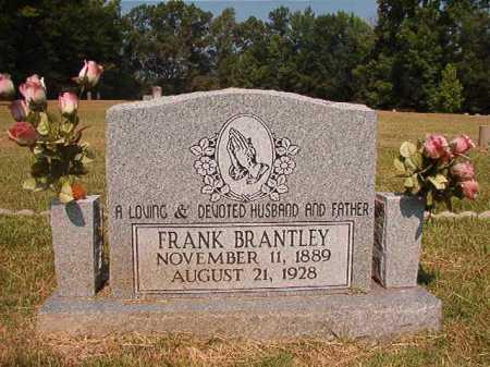 BRANTLEY, FRANK - Dallas County, Arkansas   FRANK BRANTLEY - Arkansas Gravestone Photos