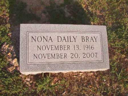 BRAY, NONA - Dallas County, Arkansas | NONA BRAY - Arkansas Gravestone Photos