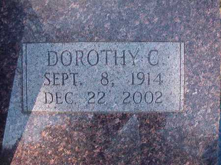 BROWN, DOROTHY C - Dallas County, Arkansas   DOROTHY C BROWN - Arkansas Gravestone Photos
