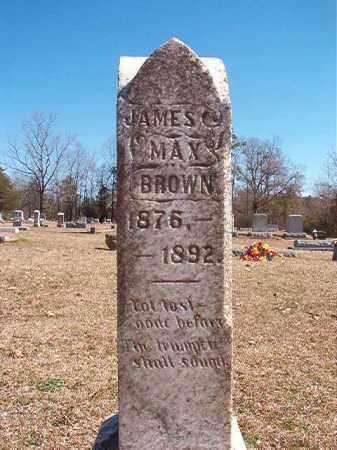 BROWN, JAMES MAX - Dallas County, Arkansas | JAMES MAX BROWN - Arkansas Gravestone Photos