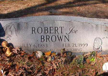 BROWN, ROBERT JOE - Dallas County, Arkansas | ROBERT JOE BROWN - Arkansas Gravestone Photos