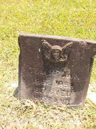 BROWN, TOM - Dallas County, Arkansas   TOM BROWN - Arkansas Gravestone Photos