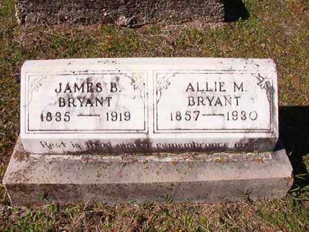 BRYANT, JAMES B - Dallas County, Arkansas | JAMES B BRYANT - Arkansas Gravestone Photos