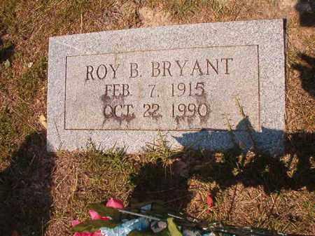 BRYANT, ROY B - Dallas County, Arkansas | ROY B BRYANT - Arkansas Gravestone Photos