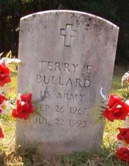 BULLARD (VETERAN), TERRY E - Dallas County, Arkansas   TERRY E BULLARD (VETERAN) - Arkansas Gravestone Photos
