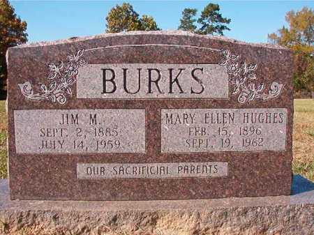 BURKS, JIM M - Dallas County, Arkansas   JIM M BURKS - Arkansas Gravestone Photos