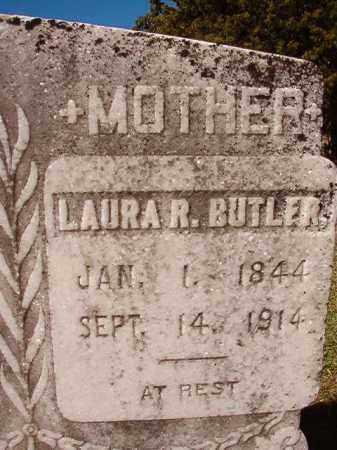 BUTLER, LAURA R - Dallas County, Arkansas   LAURA R BUTLER - Arkansas Gravestone Photos