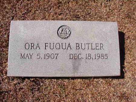 BUTLER, ORA - Dallas County, Arkansas | ORA BUTLER - Arkansas Gravestone Photos