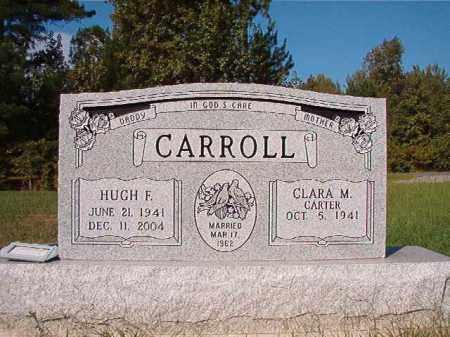 CARROLL, HUGH F - Dallas County, Arkansas | HUGH F CARROLL - Arkansas Gravestone Photos