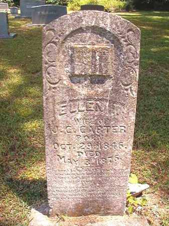 CARTER, ELLEN I - Dallas County, Arkansas | ELLEN I CARTER - Arkansas Gravestone Photos