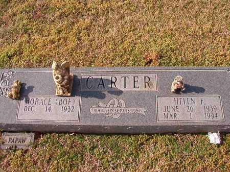 CARTER, HELEN F - Dallas County, Arkansas   HELEN F CARTER - Arkansas Gravestone Photos