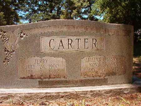 CARTER, LILLIAN - Dallas County, Arkansas | LILLIAN CARTER - Arkansas Gravestone Photos