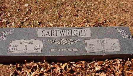 CARTWRIGHT, HOWARD - Dallas County, Arkansas | HOWARD CARTWRIGHT - Arkansas Gravestone Photos