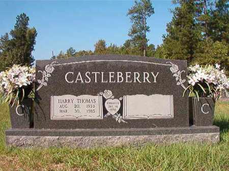 CASTLEBERRY, HARRY THOMAS - Dallas County, Arkansas | HARRY THOMAS CASTLEBERRY - Arkansas Gravestone Photos