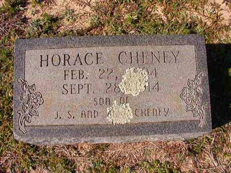 CHENEY, HORACE - Dallas County, Arkansas | HORACE CHENEY - Arkansas Gravestone Photos