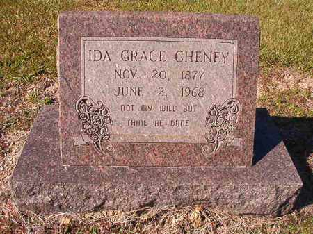 GRACE CHENEY, IDA - Dallas County, Arkansas | IDA GRACE CHENEY - Arkansas Gravestone Photos