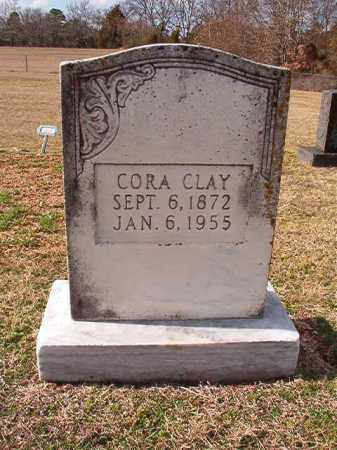 CLAY, CORA - Dallas County, Arkansas | CORA CLAY - Arkansas Gravestone Photos