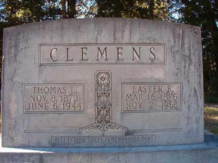 CLEMENS, EASTER B - Dallas County, Arkansas   EASTER B CLEMENS - Arkansas Gravestone Photos