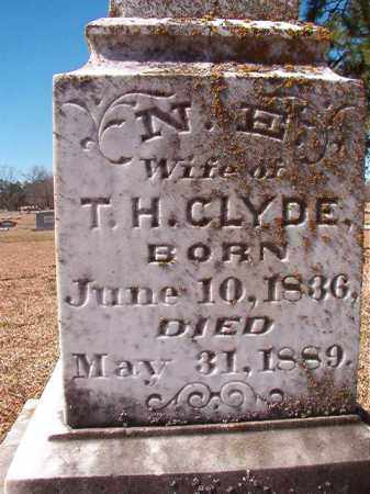 CLYDE, N E - Dallas County, Arkansas | N E CLYDE - Arkansas Gravestone Photos