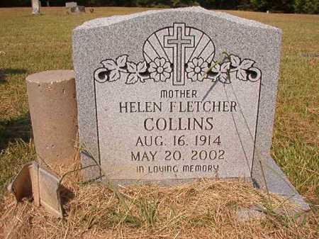 COLLINS, HELEN - Dallas County, Arkansas | HELEN COLLINS - Arkansas Gravestone Photos