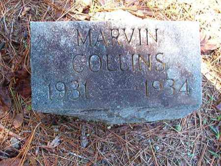 COLLINS, MARVIN - Dallas County, Arkansas | MARVIN COLLINS - Arkansas Gravestone Photos