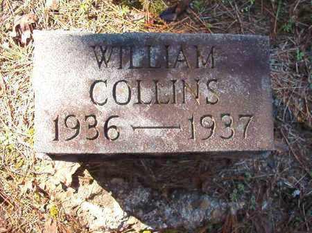 COLLINS, WILLIAM - Dallas County, Arkansas | WILLIAM COLLINS - Arkansas Gravestone Photos