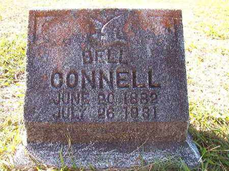 CONNELL, BELL - Dallas County, Arkansas | BELL CONNELL - Arkansas Gravestone Photos