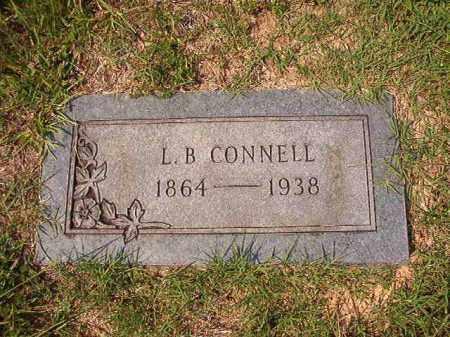 CONNELL, L B - Dallas County, Arkansas   L B CONNELL - Arkansas Gravestone Photos