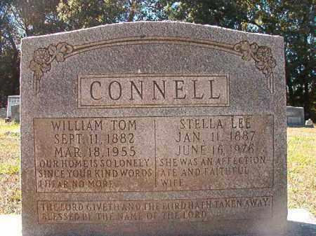 CONNELL, WILLIAM TOM - Dallas County, Arkansas   WILLIAM TOM CONNELL - Arkansas Gravestone Photos
