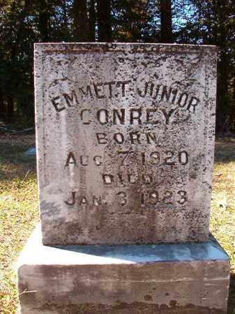 CONREY, EMMETT JUNIOR - Dallas County, Arkansas | EMMETT JUNIOR CONREY - Arkansas Gravestone Photos
